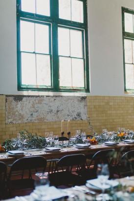 Wedding reception at Butterland