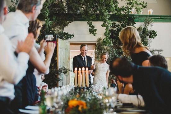 Wedding reception at Buttlerland