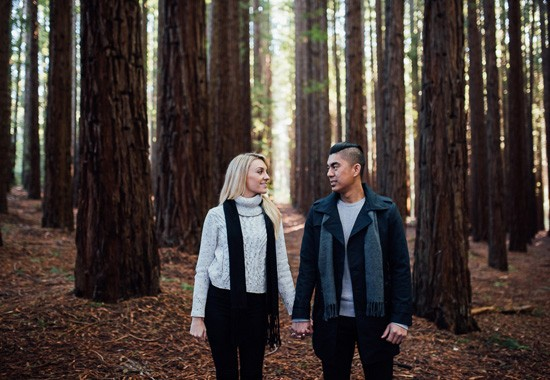 Winter forest engagement0012