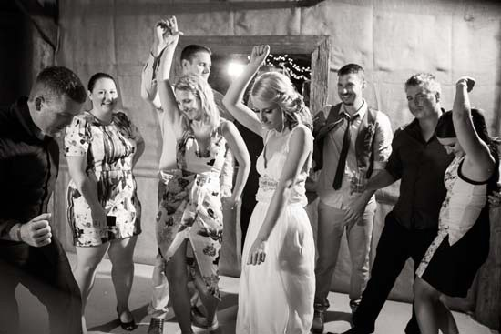 Yandina Station Dance Floor