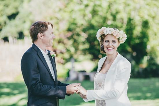 australian elopement ceremony