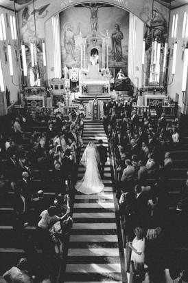 church wedding processional