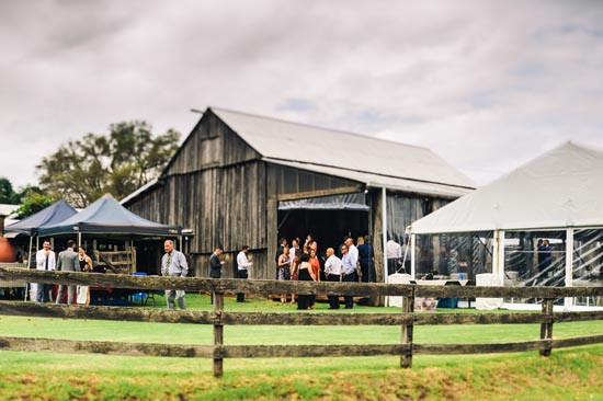 country perth wedding