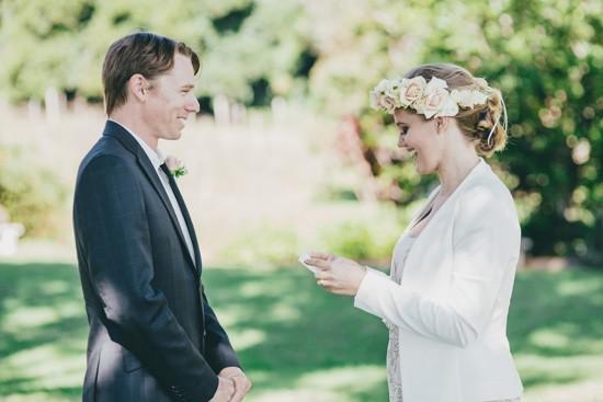 elopement wedding vows