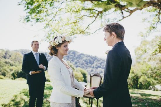 intimate elopement