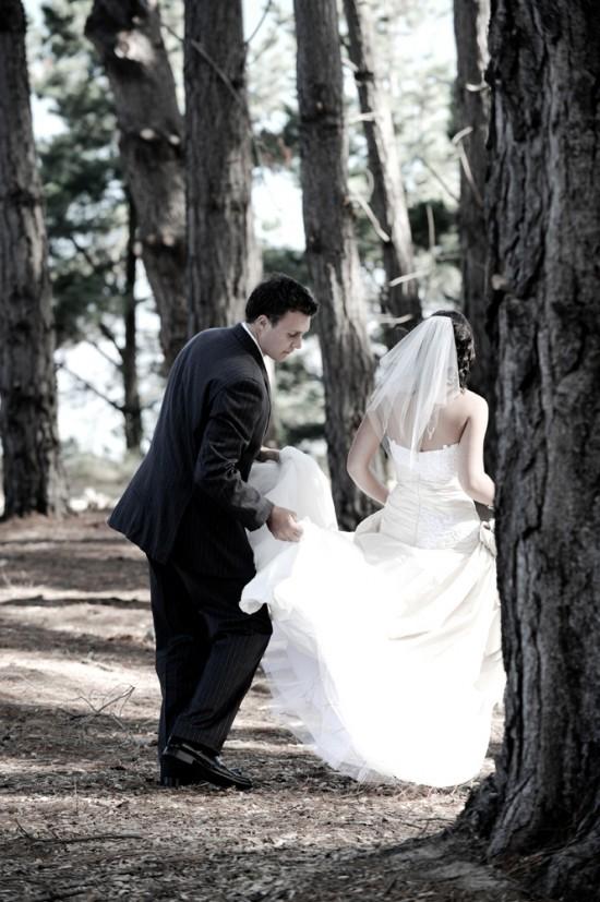 james harvie wedding