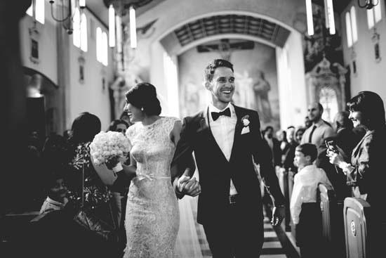 melbourne wedding recessional