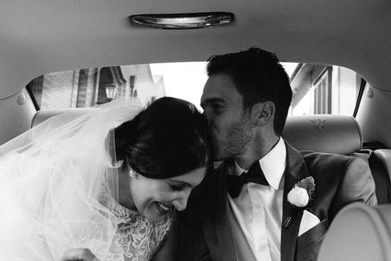 newlyweds in fiat