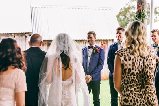 perth barn wedding