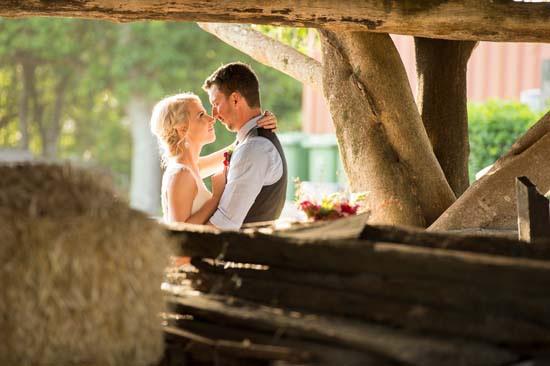 queensland farm wedding
