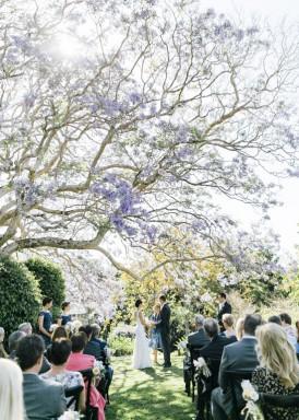 queensland garden ceremony