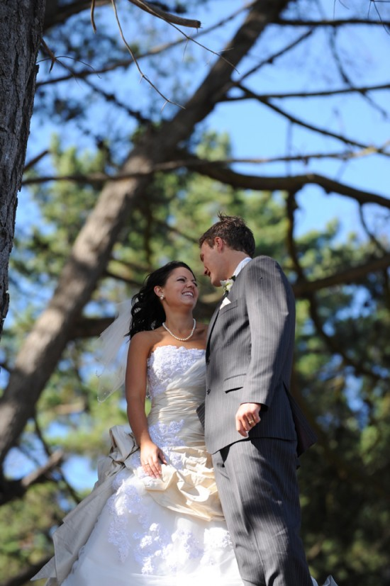 samantha dunne wedding photo