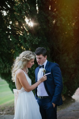 sunset WA wedding photos