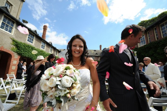 toorak college wedding ceremony