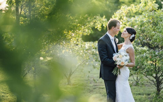 wedding at coovelly estate