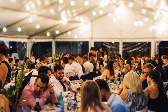 wedding reception at alverstoke