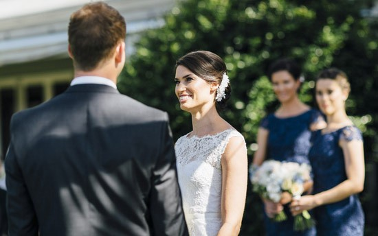 wedding vows at spicers