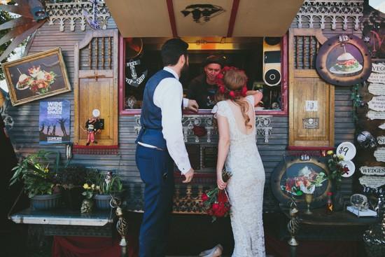 Adeliade fair wedding photo
