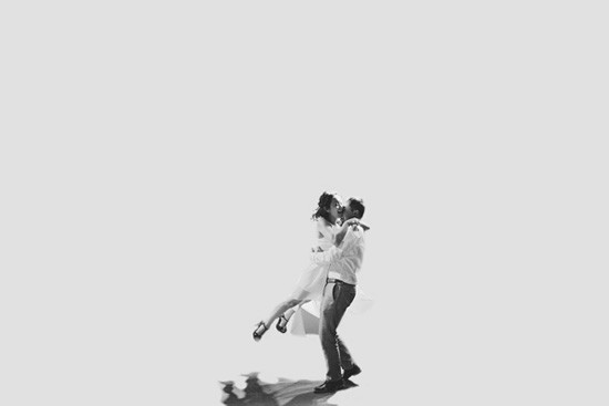 Amazing first dance photo