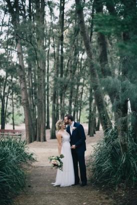 Anthea and Lyndon Wedding photo