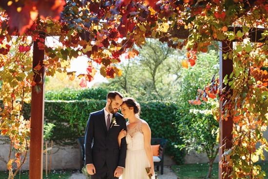 Autumn Yarra Balley Wedding