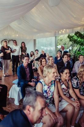 Backayrd wedding speeches