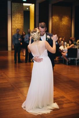 Canberra first dance