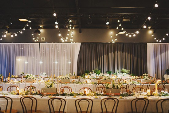 Cargo Hall Wedding