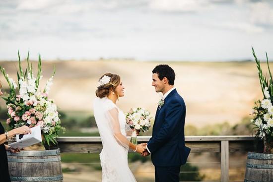 Clyde Park Vineyard marriage wedding