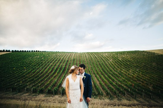 Clyde Park Winery Wedding