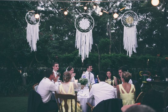 Dreamcacther wedding decor