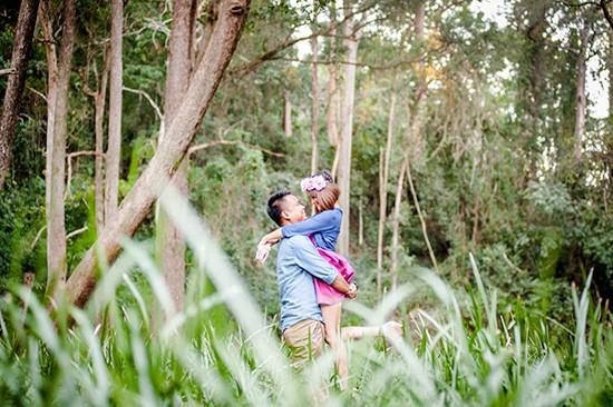 Engaement photos in Australia