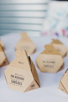 Foldable Cardboard Gems