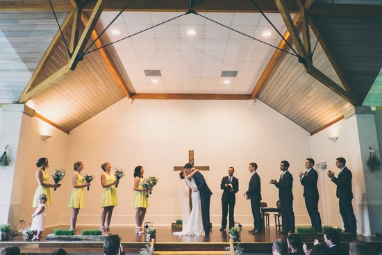 Galston Community Hall Wedding