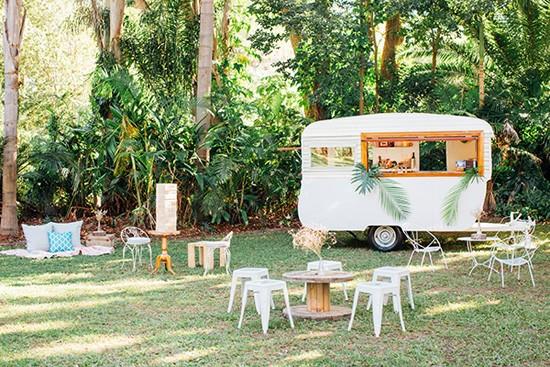 Gathering Events Vintage Caravan Hire