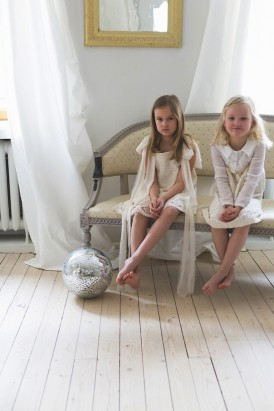 Girls waiting
