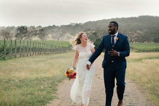 Main Ridge Wedding at Winery