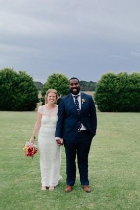 Main Ridge newlyweds