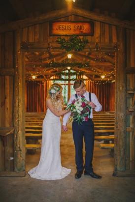 Modern Bushland Wedding Inspiration0002