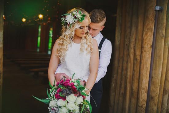 Modern Bushland Wedding Inspiration0017
