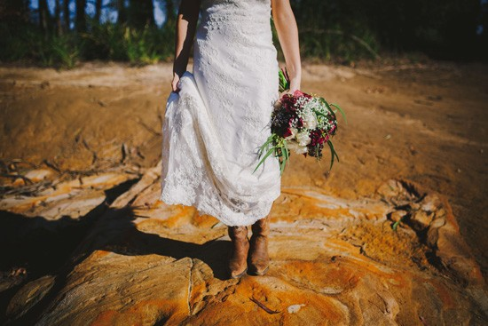 Modern Bushland Wedding Inspiration0036