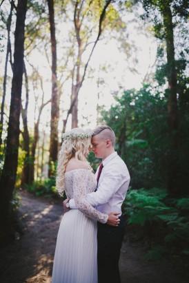 Modern Bushland Wedding Inspiration0093