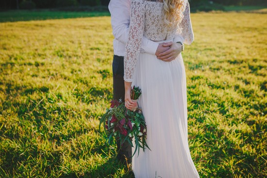 Modern Bushland Wedding Inspiration0115