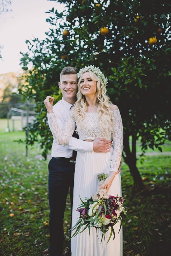 Modern Bushland Wedding Inspiration0123