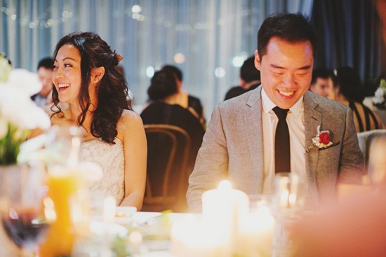 Modern Melbourne wedding