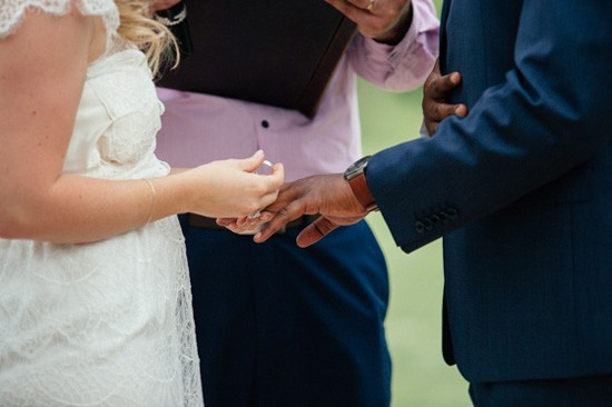 Mornington Peninsula Wedding Ceremony