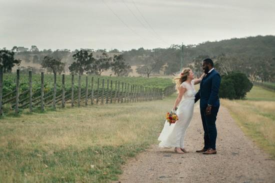Mornington Winery wedding