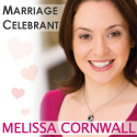 Melissa Cornwall - Marriage Celebrant Wisdom banner