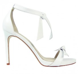 Page White Wittner Wedding Shoes