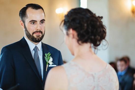 Stones Of The Yarra Valley Wedding Ceremony Photo